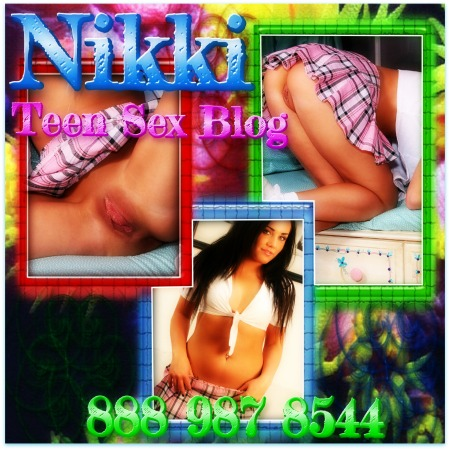 Teen Sex Blog Nikki